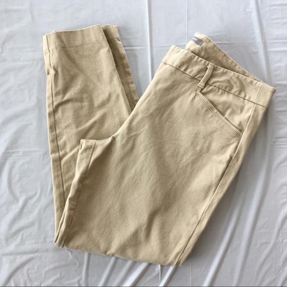 Maurices Pants - Maurices Khaki Skinny Pants